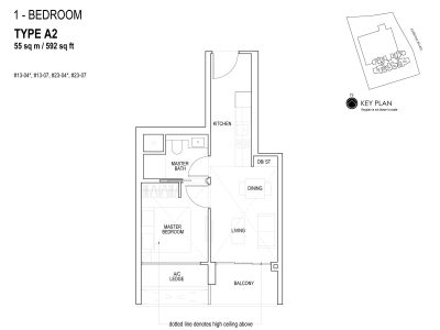 sky-everton-floor-plan-1-bedroom-a2-singapore