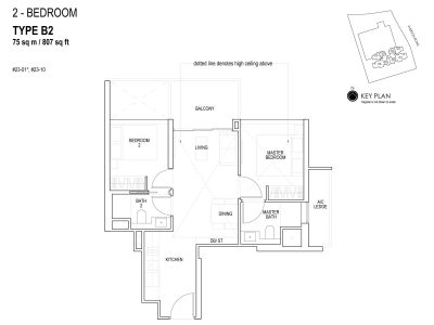 sky-everton-floor-plan-2-bedroom-b2-singapore