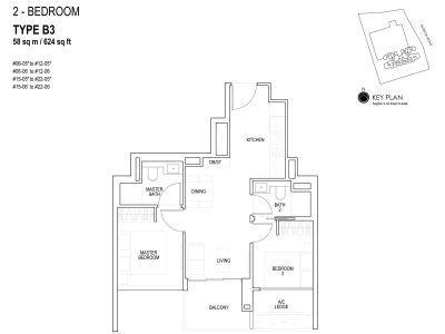 sky-everton-floor-plan-2-bedroom-b3-singapore