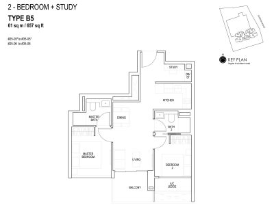 sky-everton-floor-plan-2-bedroom-+-study-b5-singapore