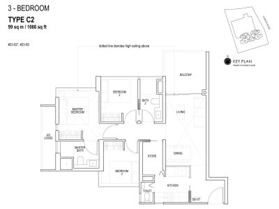 sky-everton-floor-plan-3-bedroom-c2-singapore