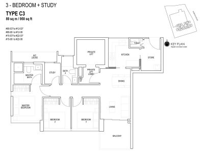 sky-everton-floor-plan-3-bedroom-+-study-c3-singapore
