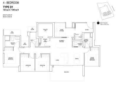 sky-everton-floor-plan-4-bedroom-d1-singapore