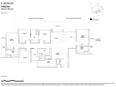 sky-everton-floor-plan-5-bedroom-ph1-singapore